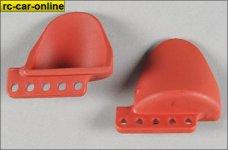 67336/01 FG Shock absorver protect le./ri., red, 2pcs.