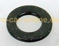 6734/05 FG Washers steel 5,3mm - 15pcs.