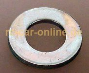 6734/08 FG Washers steel 8,4mm - 15pcs.