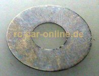 6744 FG Shim ring 8x20x0,1mm - 10pcs.