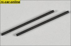 67542 FG Steering rods M4 x 83mm, 2pcs.
