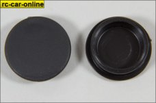 68255 FG Cap for ballbearing for front axle housing 4WD, 2 pcs.
