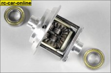 68407 FG Alu-Differential 4-fach selbstsperrend 4WD, Set
