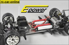 68511 FG Electric conversion kit 1:5 2WD with Wheelbase 465