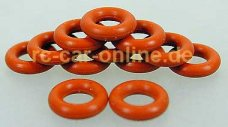 7093 FG Silicone o-ring - 12pcs.