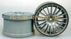 7106 FG ATS Felge silber 65mm - 2St.