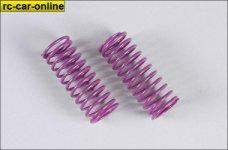 7180 FG Dämpfer-Druckfeder 1,8mm pink, 2 St.