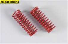 7183 FG Damper spring 2,4mm red, 2 pce.