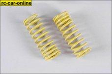 7193 FG Dämpfer-Druckfeder progressiv 2,3x58mm gelb, 2