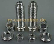 7202 FG alloy shock absorber 04 medium-long - 2pcs.