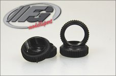 7205/05 FG Plastic adjusting rings 16mm, 4 pcs.