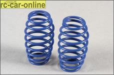 7284 FG Barrel spring 2,5 x 53 mm blue