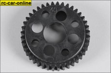 7427/01 FG Plastic gearwheel 40 teeth 2-speed - 1pce.