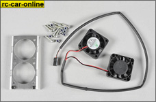 7911 FG Cooling fan for 7900, set