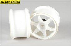8104 Speedline rim white 65mm - 2 pieces