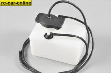 8383 FG Fuel tank 800ml with quick acting closure, 1 pce.
