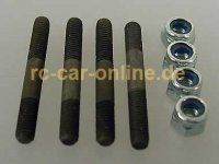 8448 FG Stud bolt for brake lining - 4pcs.