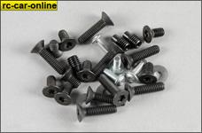 8494/01 FG Schrauben-Set Torx für Alu-Differential