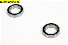 8508/01 FG Ball bearing 15x24x5mm - 2pcs.