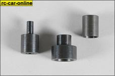 8538/01 FG Auxiliary tool for ball-type nipple, 3 pcs.