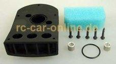 9043 FG Luftfilter flach CY / Zenoah G230/240/260/270 komple