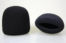 9466/05 FG Foam filter insert, 2 pcs.