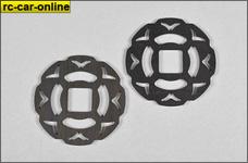 9539/10 FG Brake disk for 9536, 2 pcs.