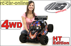 FG Mega Beetle 4WD HT-Edition