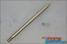 BJ208R/SH Shock Shaft for GPM BJ208R shock (rear), 1 pce.