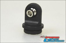 BJ208R/UCP Upper cap with balljoint for GPM HPI Baja shocks,