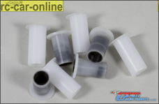 LO5T055-ACC Spare bushings set for GPM/Losi 5ive-T front a-a