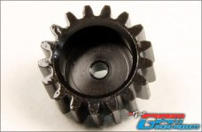 SBJ017T GPM Steel pinion 17T for all HPI Baja 1/5 cars, 1pce