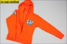 GRP Herren Sweat-Jacke Größe S - XXL, 1 St.
