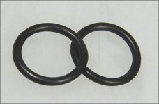 HN0006 Hurrax O-Ring 13 x 2,0 mm - 2 pcs.
