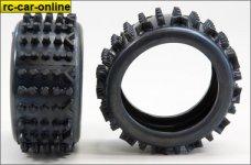 Genuine Hörmann Jumbo tires, extra wide - 2 pcs.