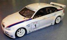y0075 BMW 320si WTCC Karosserie unlackiert, 1 St.