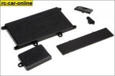 LOSB2586 Losi Radio Tray Covers 5T and Mini