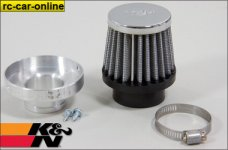 y0355 K&N filter set 1/6, large
