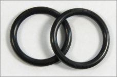 Mielke 5099 O-Ring 20 x 3 mm , 2 St.