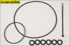 Mielke 5226 O-Ring Set für Luftfilter nr. 5201 und 5201