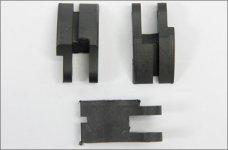 Mielke 5449 Carbon Beläge einzeln (3er Set), 3 St.