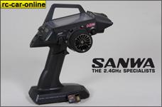 Sanwa M12 Sender und RX-471 Empfänger Racing-Set