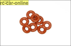 GPM Part 15 SCS15 o-ring for shock shaft, 4,5 x 3.5 mm, 8 pc