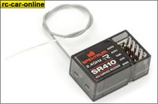 Spektrum SR410 four-Channel DSMR Sport Surface Receiver