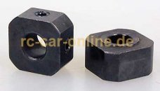 y0139 Steel wheel drives, 18 mm square, 2 pcs.