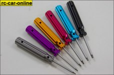 y0300 Torx screwdriver, set