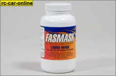 y0411/08 Parma Fasmask with 237 ml / 8 oz