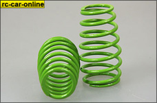 y0453 HT Cask shaped springs for Mecatech Klick-Shocks and B