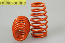 y0454 HT Cask shaped springs for Mecatech Klick-Shocks and B