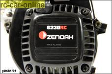 y0481 Diverse Zenoah Label, 1 St.